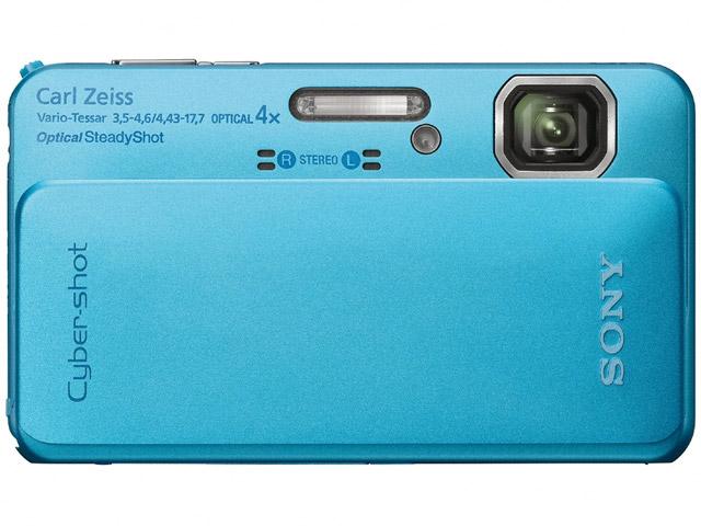 サイバーショット DSC-TX10 (L) [ブルー] の製品画像