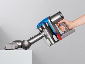 『本体 使用イメージ』 Dyson Digital Slim DC35 マルチフロア の製品画像