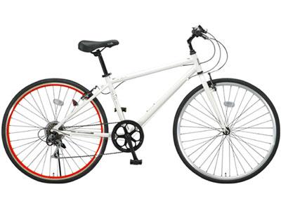 自転車の 大友商事 自転車 クロスバイク : 価格.com - LIG CR-7006LIG [ホワイト ...