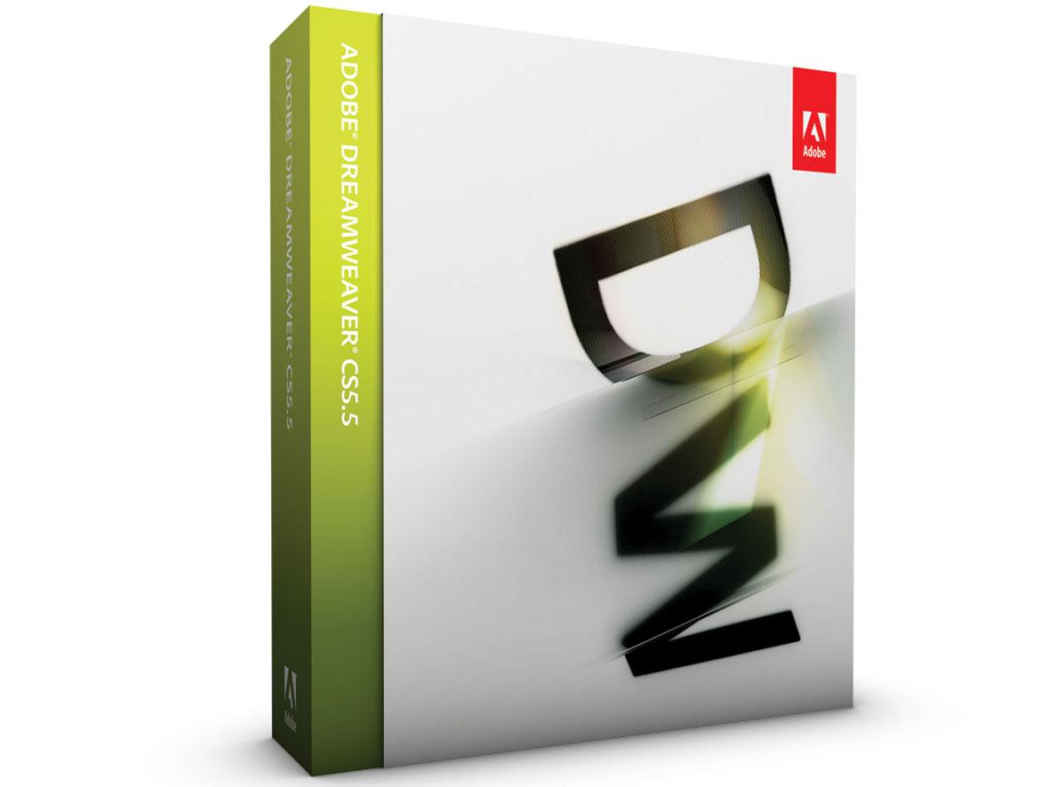 Adobe dreamweaver cs5 discount