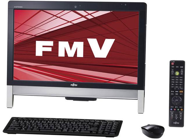 FMV ESPRIMO FH56/DD FMVF56DDB [シャイニーブラック] の製品画像