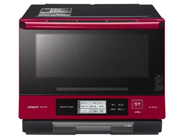 焼き蒸し調理 ヘルシーシェフ MRO-JV300(R) [パールレッド] の製品画像