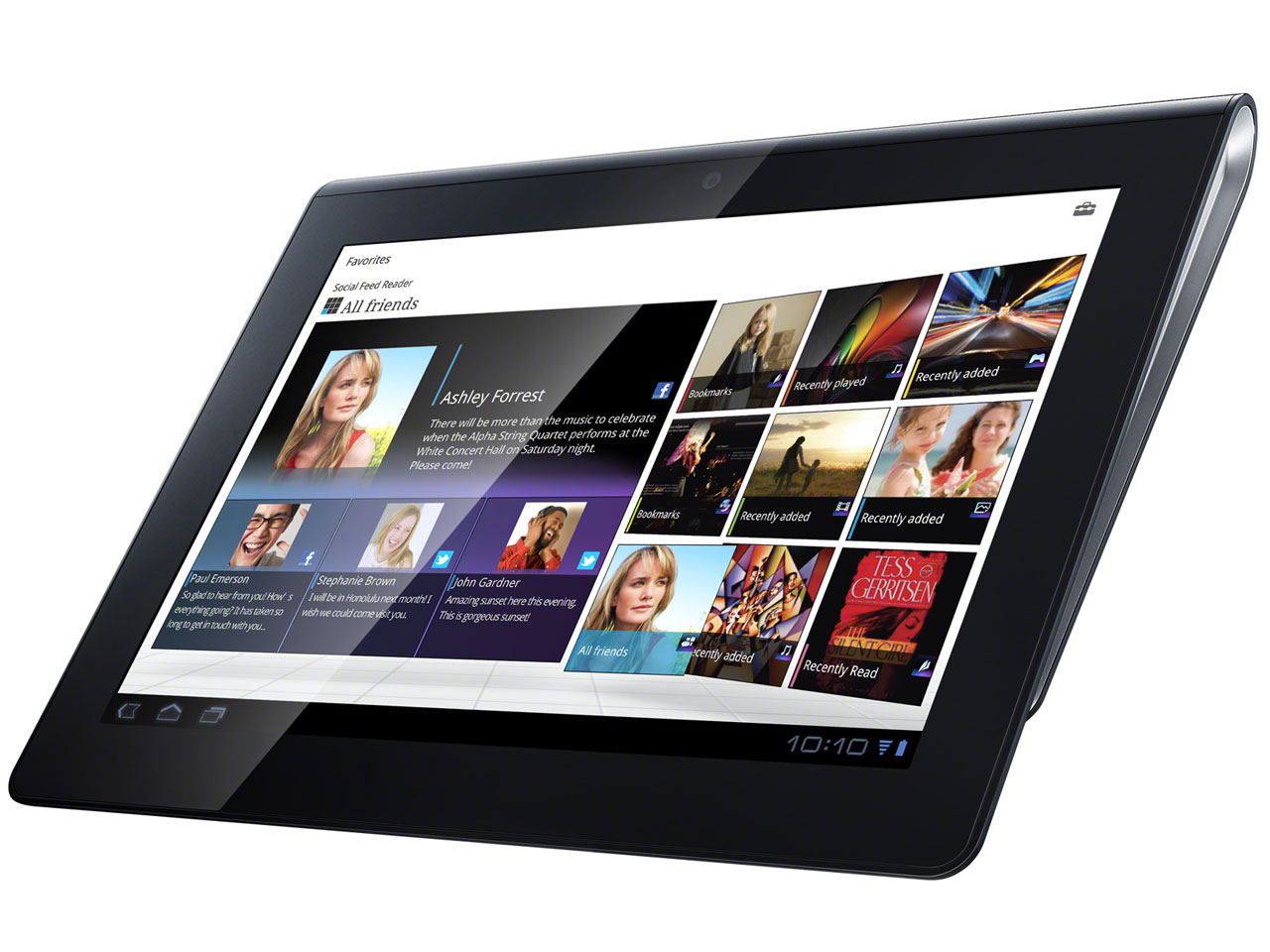 Sony Tablet S�V���[�Y 3G+Wi-Fi���f�� 16GB SGPT113JP/S �̐��i�摜