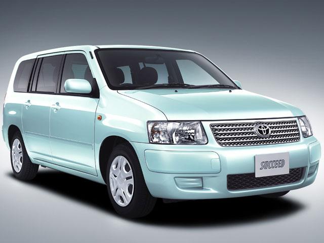 サクシード ワゴン 2002年モデル の製品画像
