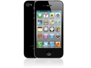 iPhone 4S 16GB au [ブラック] の製品画像