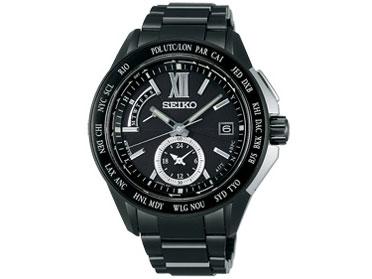 : ワールドタイム - メンズ腕時計: 腕時計