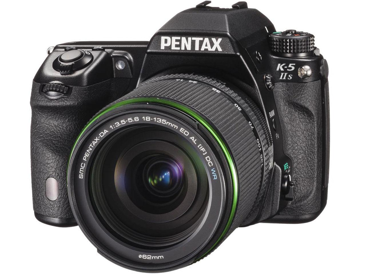 PENTAX K-5 II s ボディ の製品画像