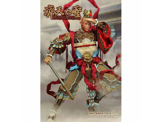 『アングル2』 西遊記 孫悟空(斉天大聖) の製品画像
