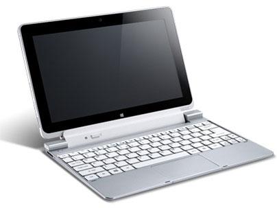 『本体 正面1』 ICONIA W510D の製品画像