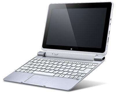 『本体 正面2』 ICONIA W510D の製品画像