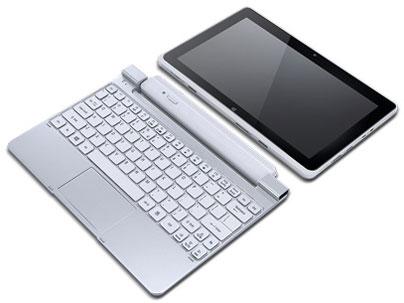 『本体3』 ICONIA W510D の製品画像