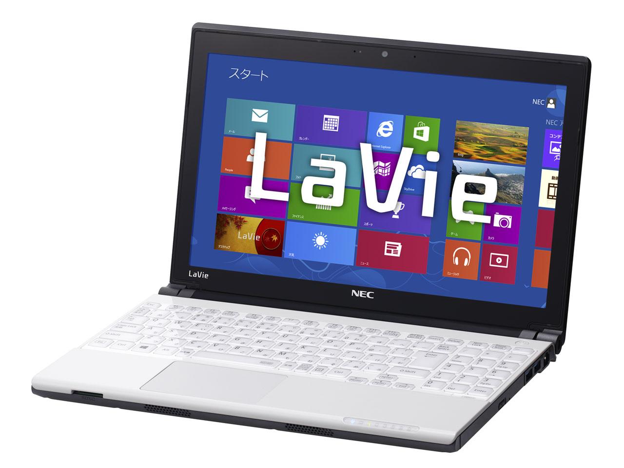 価格.com - LaVie M LM550/JS6W ...