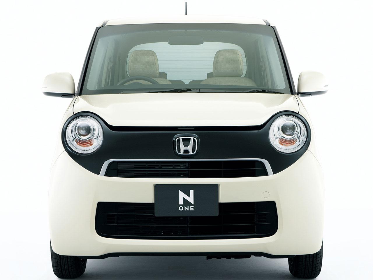 『エクステリア プレミアムホワイト・パール1』 N-ONE 2012年モデル の製品画像