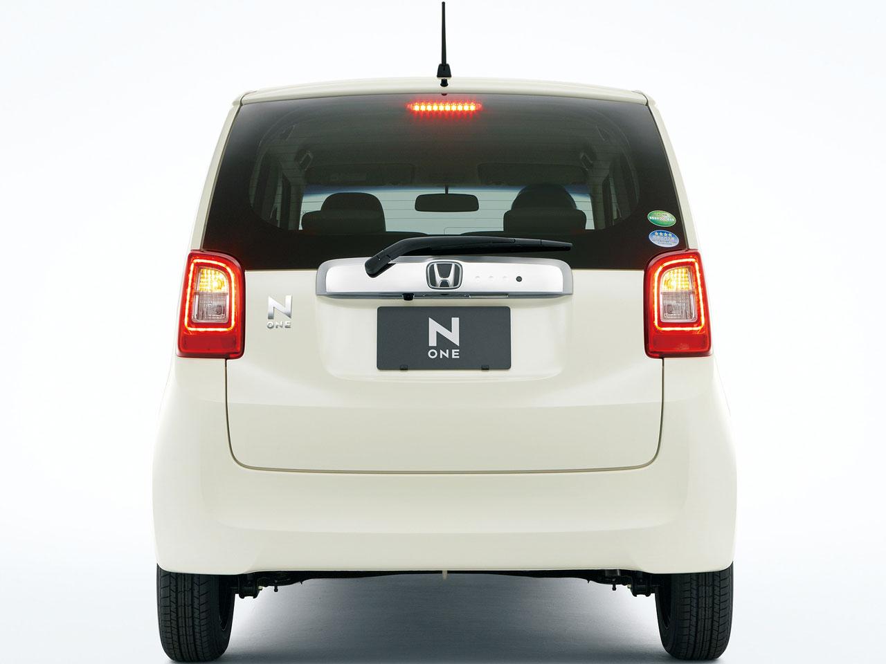 『エクステリア プレミアムホワイト・パール3』 N-ONE 2012年モデル の製品画像