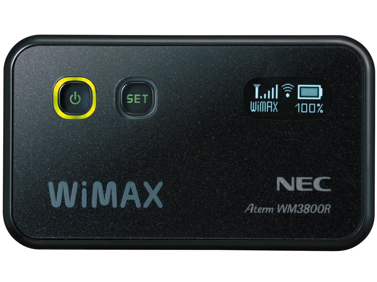 AtermWM3800R PA-WM3800R(AT)B [ブラック] の製品画像