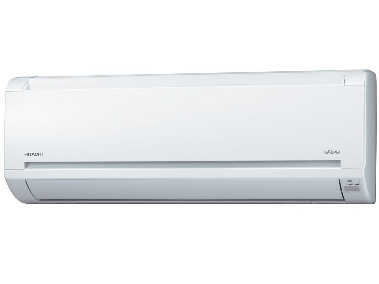 白くまくん RAS-AJ22C(W) [クリアホワイト] の製品画像
