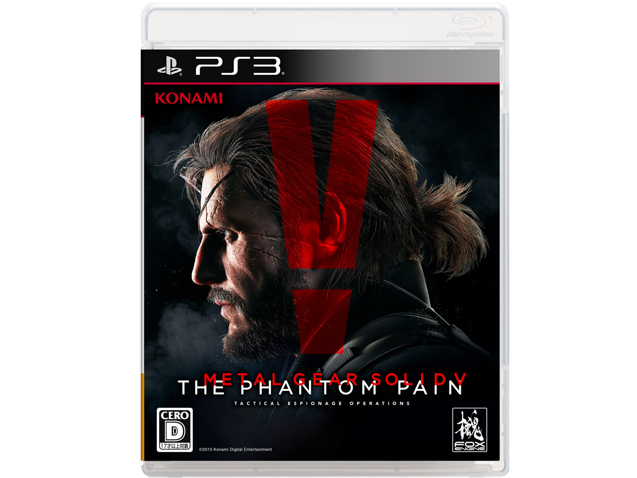 METAL GEAR SOLID V: THE PHANTOM PAIN [通常版] [PS3] の製品画像