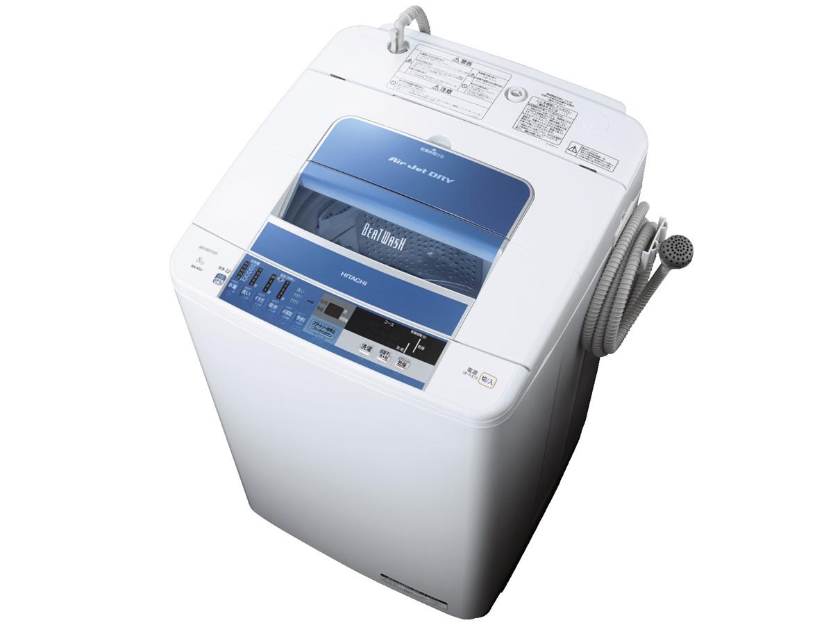 日立 乾燥付き洗濯機(BW-D7PV)分解と洗濯槽の …