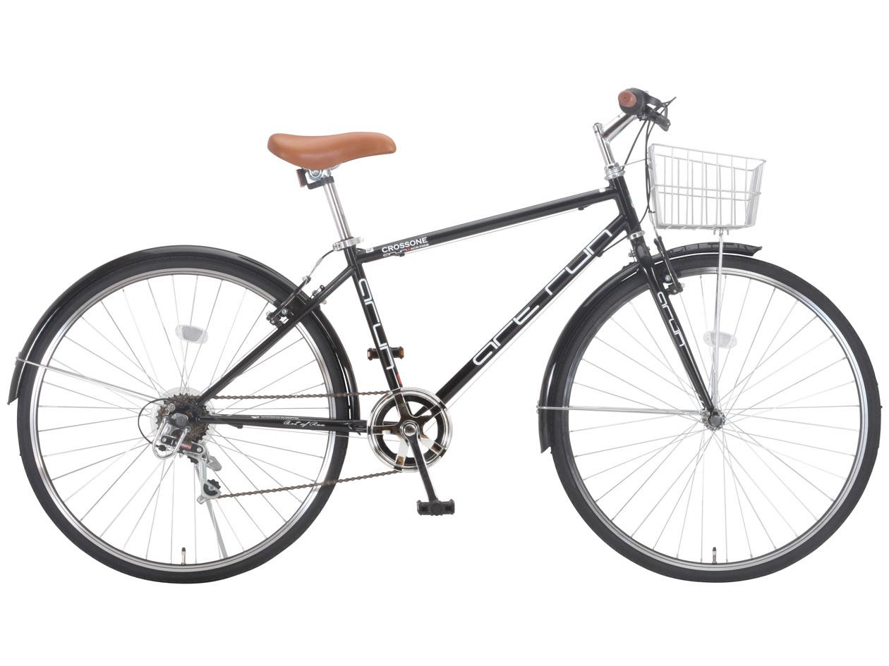 自転車の 大友商事 自転車 クロスバイク : 価格.com - ARUN ACR-7006 [ブラック ...