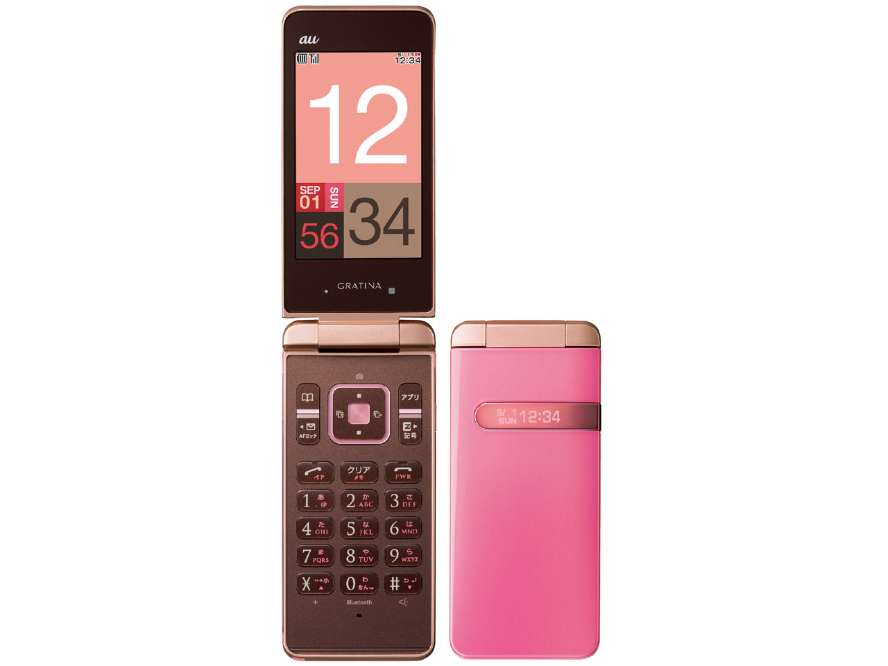 GRATINA KYY06 [ピンク] の製品画像