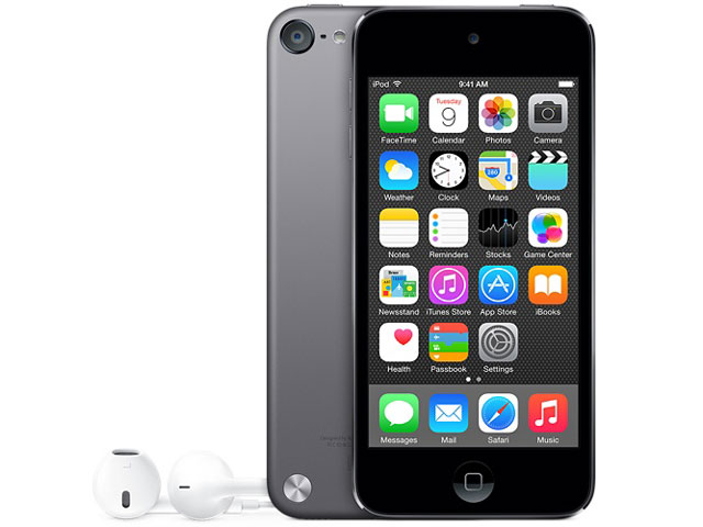 iPod touch ME978J/A [32GB �X�y�[�X�O���C] �̐��i�摜