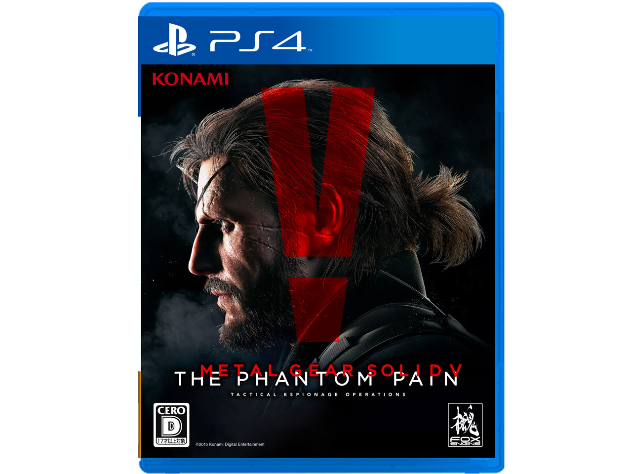 METAL GEAR SOLID V: THE PHANTOM PAIN [通常版] [PS4] の製品画像