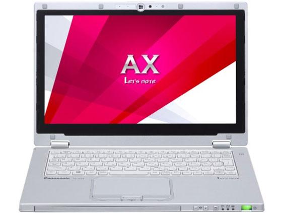Let's note AX3 CF-AX3YEBJR の製品画像