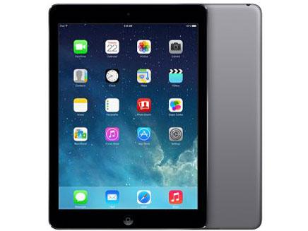 iPad Air Wi-Fiモデル 32GB MD786J/A [スペースグレイ] の製品画像