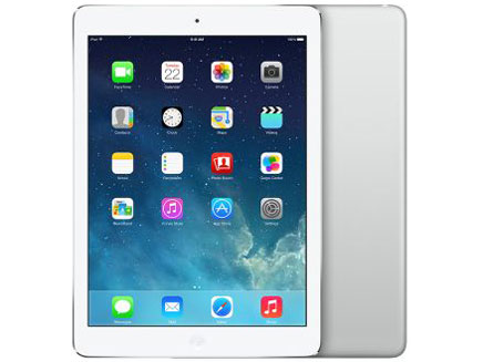 iPad Air Wi-Fi���f�� 32GB MD789J/A [�V���o�[] �̐��i�摜