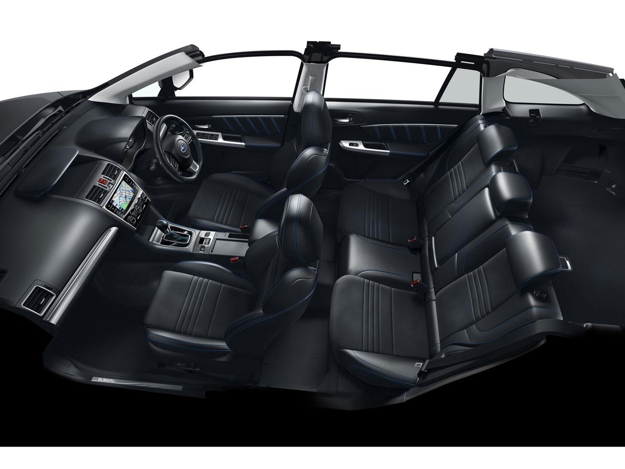 『インテリア4』 レヴォーグ 2014年モデル の製品画像