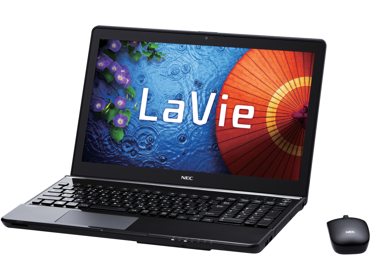 LaVie S LS550/SSB PC-LS550SSB [スターリーブラック] の製品画像