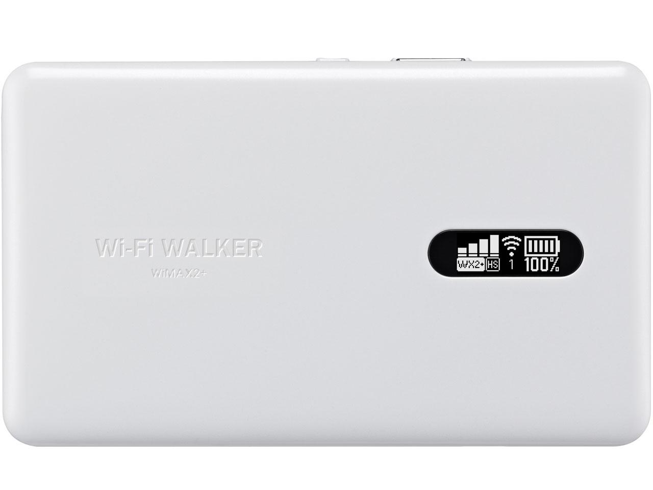 Wi-Fi WALKER WiMAX 2+ NAD11 �z���C�g