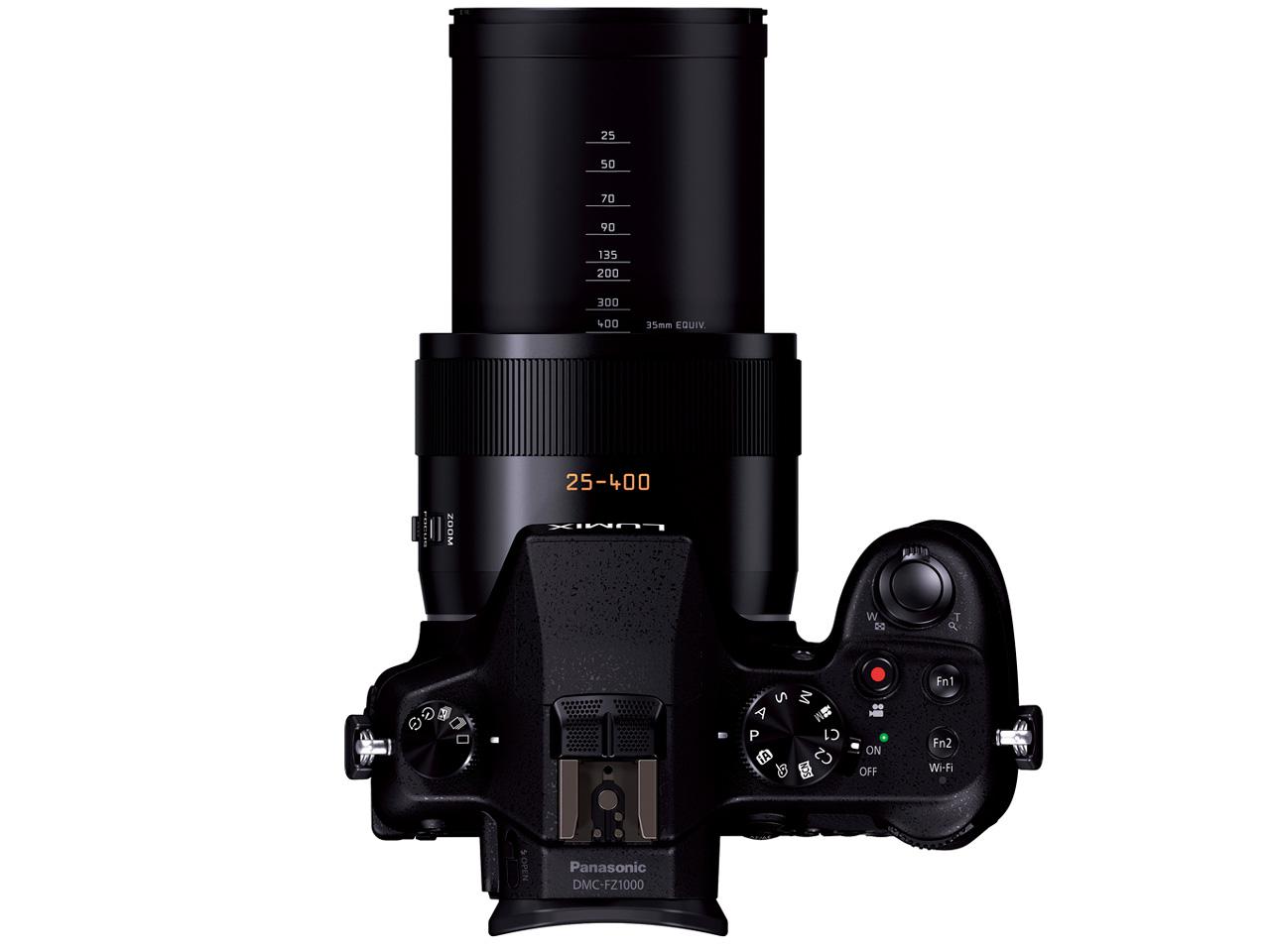 『本体 上面2』 LUMIX DMC-FZ1000 の製品画像