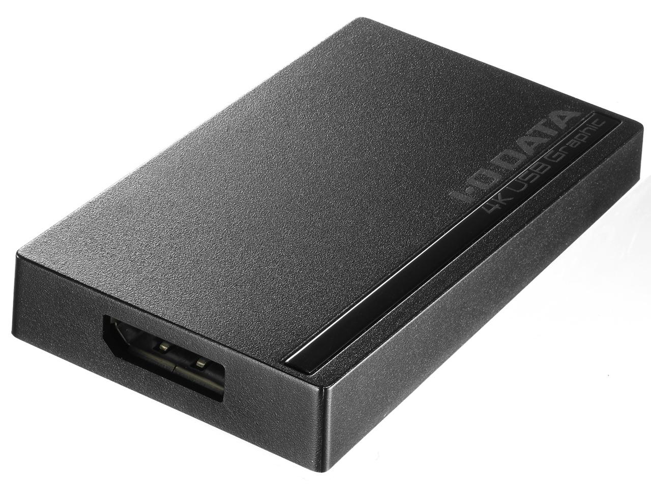 USBグラフィック USB-4K/DP の製品画像  USBグラフィック USB-4K/DP