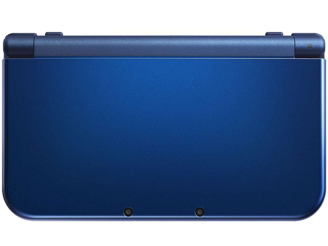 Newニンテンドー3DS LL メタリックブルー の製品画像