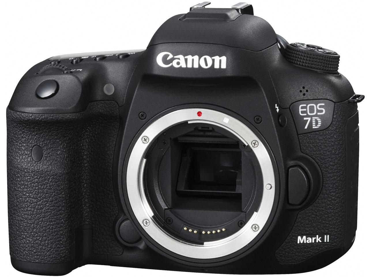『本体 正面2』 EOS 7D Mark II ボディ の製品画像