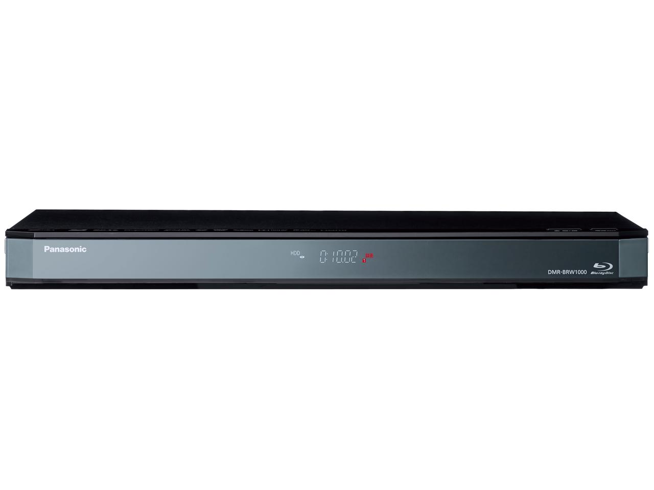 ブルーレイディーガ DMR-BRW1000 の製品画像