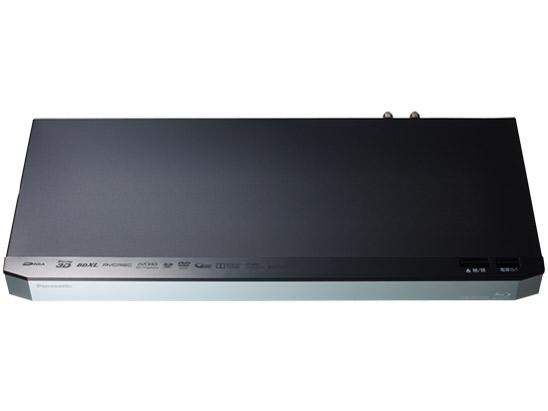 『本体 上面』 ブルーレイディーガ DMR-BRW500 の製品画像