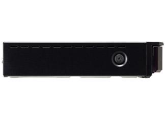 『本体 左側面』 ブルーレイディーガ DMR-BRS500 の製品画像