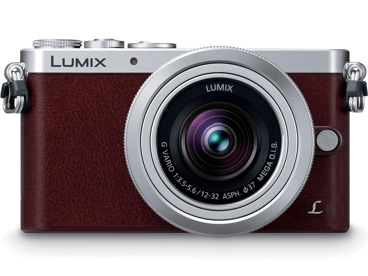 LUMIX DMC-GM1SK-T レンズキット [ブラウン] の製品画像