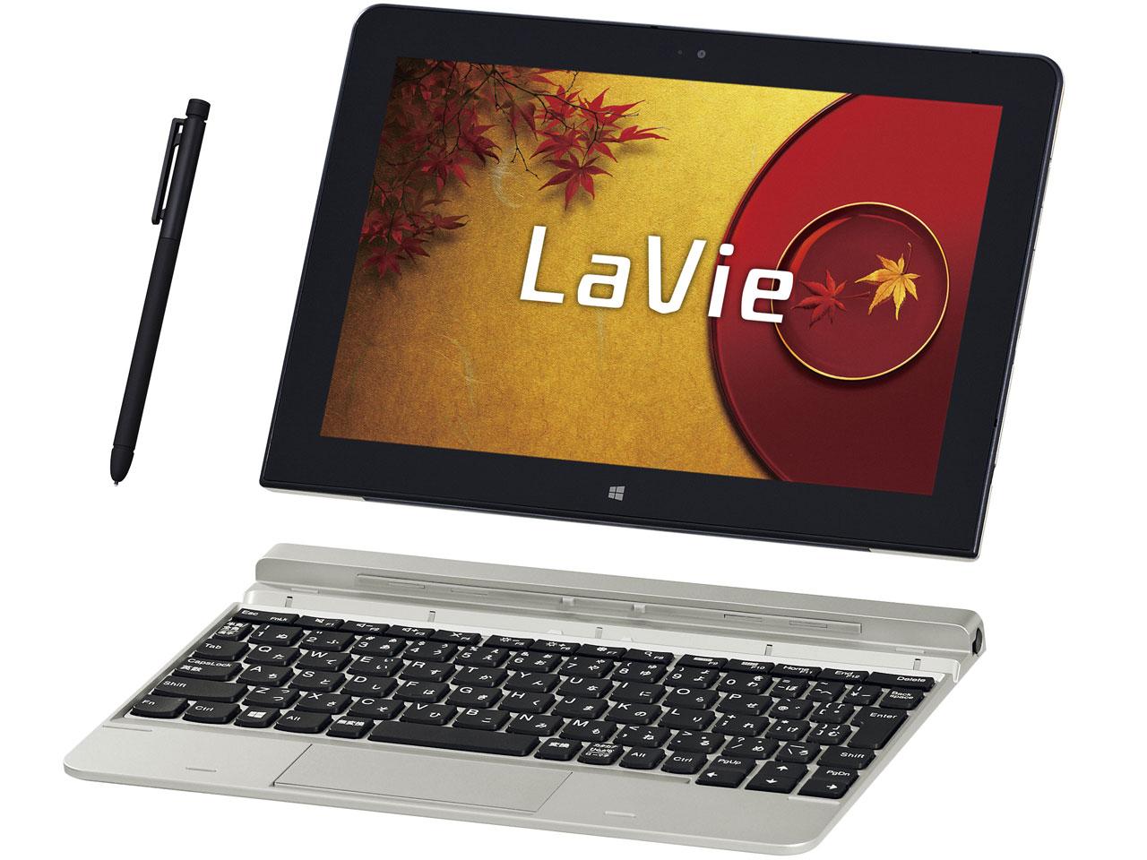 LaVie Tab W TW710/T2S PC-TW710T2S の製品画像