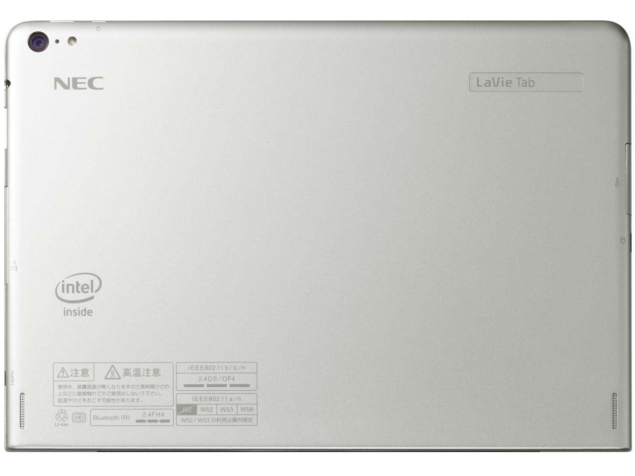 �w�{�� �w�ʁx LaVie Tab W TW710/T2S PC-TW710T2S �̐��i�摜