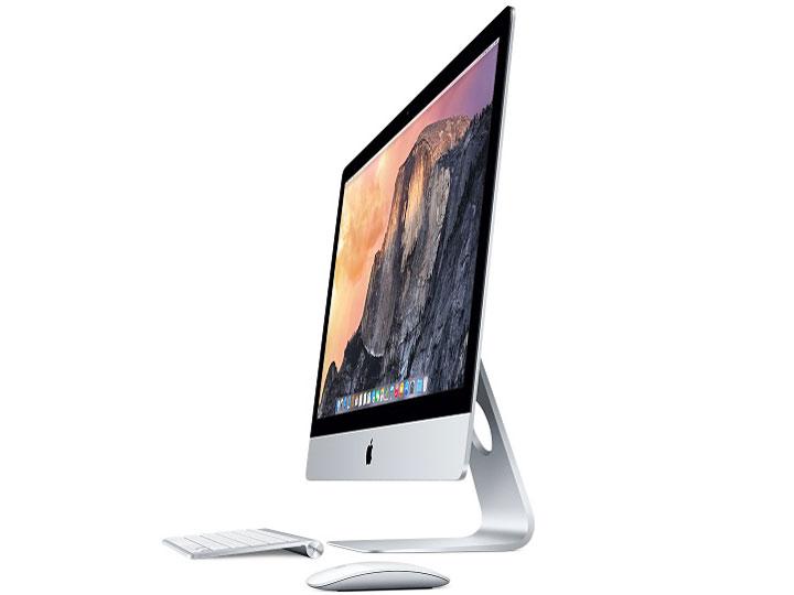 iMac Retina 5K�f�B�X�v���C���f�� MF886J/A [3500] �̐��i�摜