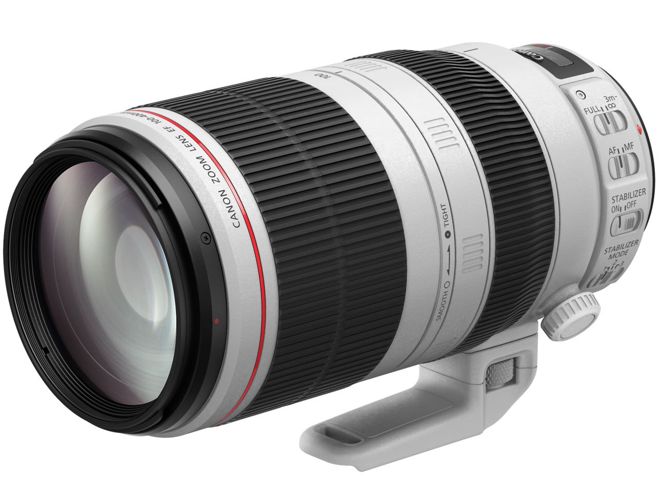EF100-400mm F4.5-5.6L IS II USM �̐��i�摜