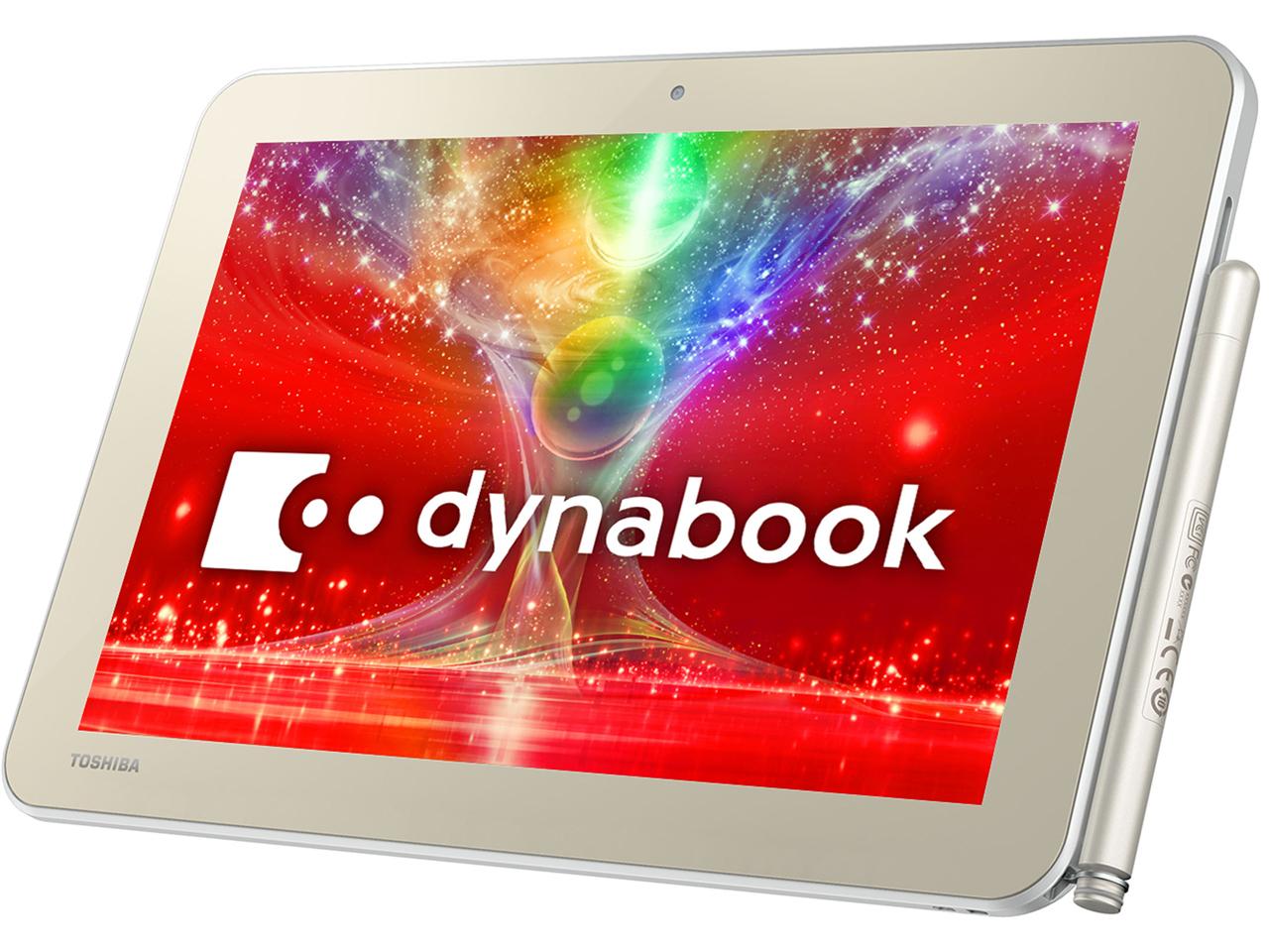 『本体2』 dynabook Tab S80 S80/NG PS80NGP-NXA の製品画像