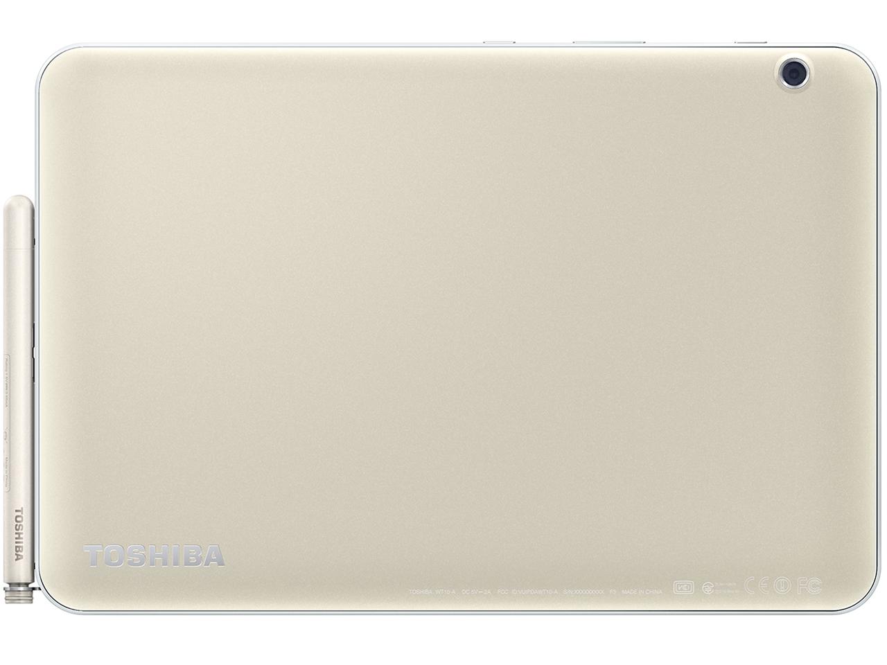 『本体 背面』 dynabook Tab S80 S80/NG PS80NGP-NXA の製品画像