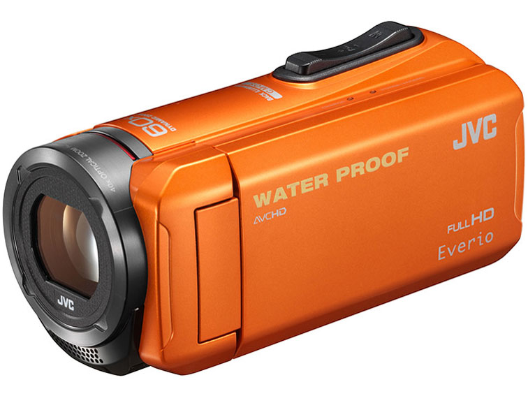 Everio GZ-R300-D [オレンジ] の製品画像