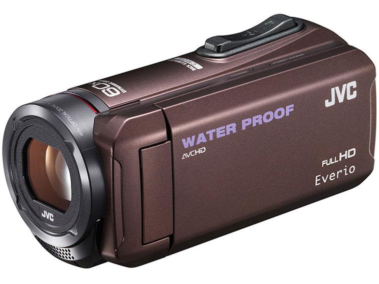 Everio GZ-R300-T [ブラウン] の製品画像