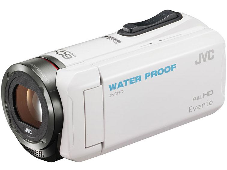 Everio GZ-R300-W [ホワイト] の製品画像