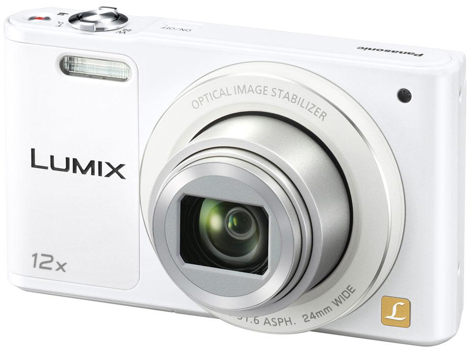 LUMIX DMC-SZ10-W [ホワイト] の製品画像